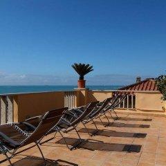 Hotel La Riva пляж