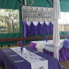 Отель Colo-I-Suva Rainforest Eco Resort Вити-Леву помещение для мероприятий