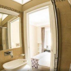 Отель Scalinata Di Spagna Италия, Рим - отзывы, цены и фото номеров - забронировать отель Scalinata Di Spagna онлайн ванная фото 2