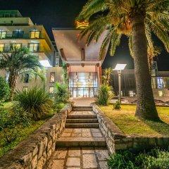 Отель Queen Of Montenegro Рафаиловичи вид на фасад