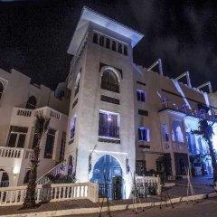 Отель Palais Du Calife Riad & Spa Марокко, Танжер - отзывы, цены и фото номеров - забронировать отель Palais Du Calife Riad & Spa онлайн вид на фасад фото 4
