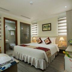 Отель Silk Queen Grand Hotel Вьетнам, Ханой - отзывы, цены и фото номеров - забронировать отель Silk Queen Grand Hotel онлайн комната для гостей фото 5