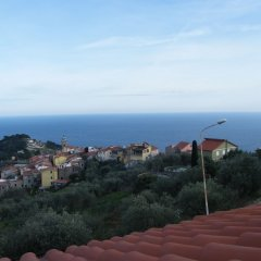 Апартаменты Apartment With 2 Bedrooms in Costarainera, With Wonderful sea View, Po Костарайнера пляж фото 2