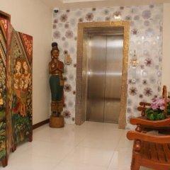 Отель Orchid Resortel интерьер отеля фото 4
