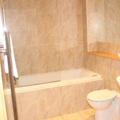 Отель Glasgow Lofts ванная
