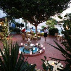 Отель azuLine Hotel Galfi Испания, Сан-Антони-де-Портмань - 1 отзыв об отеле, цены и фото номеров - забронировать отель azuLine Hotel Galfi онлайн бассейн