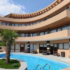 Отель Plaza Болгария, Равда - отзывы, цены и фото номеров - забронировать отель Plaza онлайн бассейн