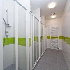 Hostel Ananas Прага ванная