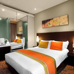 Отель Park Regis Singapore комната для гостей