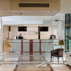 Отель Alfa Fiera Hotel Италия, Виченца - отзывы, цены и фото номеров - забронировать отель Alfa Fiera Hotel онлайн интерьер отеля фото 3