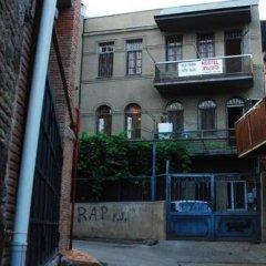 Old Town Hostel вид на фасад