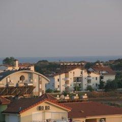Отель Melis Otel Side пляж