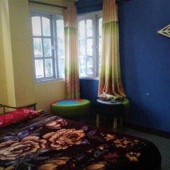 Отель Golden Buddha Hostel Непал, Катманду - отзывы, цены и фото номеров - забронировать отель Golden Buddha Hostel онлайн комната для гостей фото 2