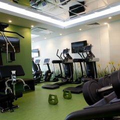 Гостиница Mercure Тюмень Центр фитнесс-зал фото 4