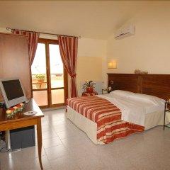 Отель Le Volpaie Италия, Сан-Джиминьяно - отзывы, цены и фото номеров - забронировать отель Le Volpaie онлайн комната для гостей фото 4