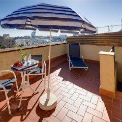 Del Mar Hotel балкон