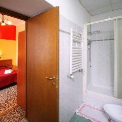 Отель Le Tre Stazioni Генуя ванная