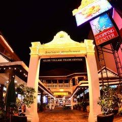 Отель Silom Village Inn фото 4