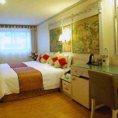 Отель Pratunam City Inn Таиланд, Бангкок - отзывы, цены и фото номеров - забронировать отель Pratunam City Inn онлайн в номере