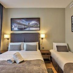 Отель 75 - Paris Assas комната для гостей