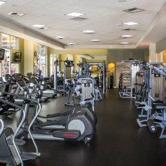 Отель Excalibur фитнесс-зал фото 3