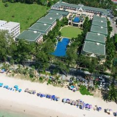 Отель Phuket Graceland Resort And Spa пляж фото 2