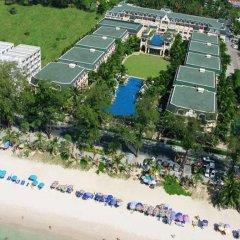 Отель Graceland Resort And Spa Пхукет пляж фото 2