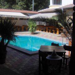 Hotel Eos Китен бассейн фото 2