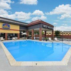 Отель Best Western Center Inn США, Вирджиния-Бич - отзывы, цены и фото номеров - забронировать отель Best Western Center Inn онлайн бассейн фото 3