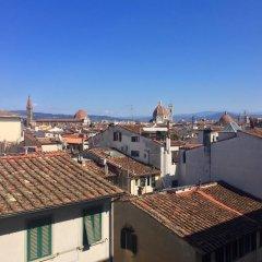 Отель Dedo Boutique Hotel Италия, Флоренция - отзывы, цены и фото номеров - забронировать отель Dedo Boutique Hotel онлайн балкон
