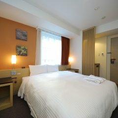 Отель Sotetsu Fresa Inn Tokyo-Kyobashi Япония, Токио - отзывы, цены и фото номеров - забронировать отель Sotetsu Fresa Inn Tokyo-Kyobashi онлайн комната для гостей фото 5