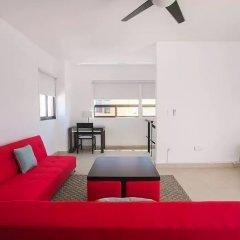 Отель PH Rick Мексика, Плая-дель-Кармен - отзывы, цены и фото номеров - забронировать отель PH Rick онлайн комната для гостей фото 5