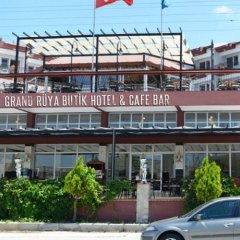 Grand Ruya Hotel Турция, Чешме - 1 отзыв об отеле, цены и фото номеров - забронировать отель Grand Ruya Hotel онлайн парковка
