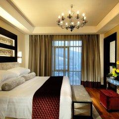 Отель Kempinski Mall Of The Emirates комната для гостей