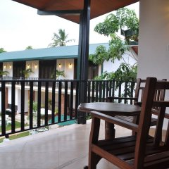 Отель Gamodh Citadel Resort Анурадхапура балкон