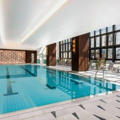 Отель The Ritz-Carlton, Seoul бассейн