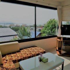 Отель Sunset Inn комната для гостей фото 5