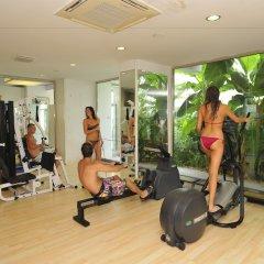 Blue Bay Platinum Hotel Мармарис фитнесс-зал фото 2