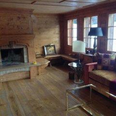 Отель Gstaad - Great Luxurious Farmhouse комната для гостей фото 3