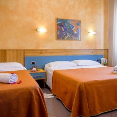 Отель Diana Италия, Помпеи - отзывы, цены и фото номеров - забронировать отель Diana онлайн комната для гостей фото 2