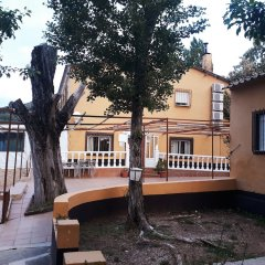Отель Complejo Recreativo Baños del Sagrario