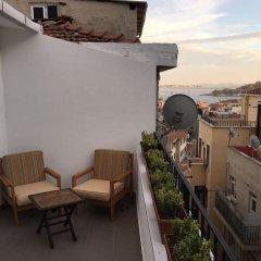 Отель Elephant Galata балкон