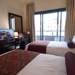 Capitol Hotel Израиль, Иерусалим - 1 отзыв об отеле, цены и фото номеров - забронировать отель Capitol Hotel онлайн комната для гостей фото 5