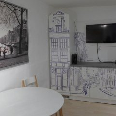 Отель Nemo Apartments & Guest House Нидерланды, Амстердам - отзывы, цены и фото номеров - забронировать отель Nemo Apartments & Guest House онлайн удобства в номере