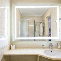Гостиница Євроотель Украина, Львов - 7 отзывов об отеле, цены и фото номеров - забронировать гостиницу Євроотель онлайн ванная фото 2