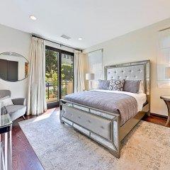 Отель Villa Gracie США, Лос-Анджелес - отзывы, цены и фото номеров - забронировать отель Villa Gracie онлайн комната для гостей фото 4