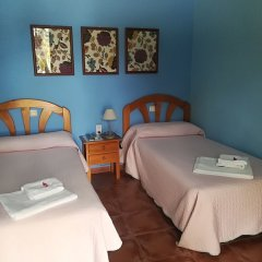 Отель Chozos Rurales de Carrascalejo - Only Adults комната для гостей