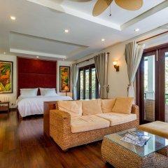 Отель Secret Garden Villas-Furama Beach Danang комната для гостей фото 2