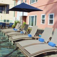 Отель Venice on the Beach Hotel США, Лос-Анджелес - отзывы, цены и фото номеров - забронировать отель Venice on the Beach Hotel онлайн бассейн фото 3