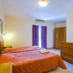 Отель Bayview Hotel by ST Hotels Мальта, Гзира - 4 отзыва об отеле, цены и фото номеров - забронировать отель Bayview Hotel by ST Hotels онлайн комната для гостей фото 4